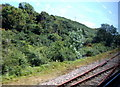 SM9332 : Old branch line to Trecwn by ceridwen