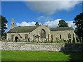 NY9393 : St Cuthbert's Church, Elsdon by Les Hull