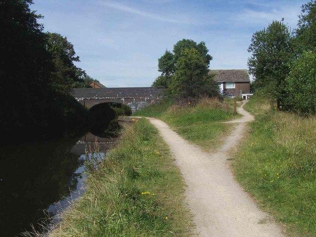 B5011 Bridge, Anglesey Branch Canal