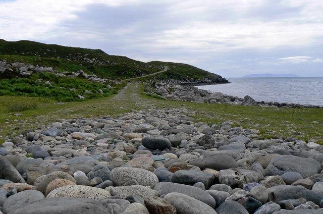Camas Malag, Near Torrin, Isle of Skye.