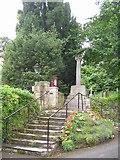 SX0276 : St Kew War Memorial by William Bartlett