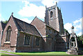 ST6883 : St James the Less, Iron Acton by Toby