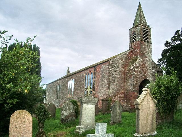 Church of St Hilda, Westward