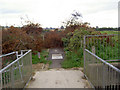 SE4105 : Why has the footpath been blocked? by Steve  Fareham