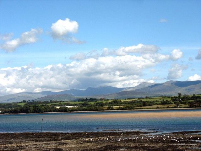 Traeth Gwyllt sandbank