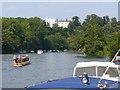 SU8184 : River Thames Above Danesfield by Colin Smith