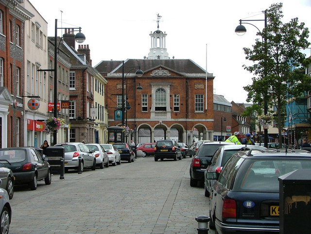The Guildhall, High Wycombe