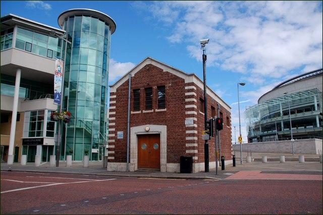 Pumping station, Belfast