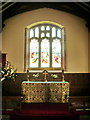 SD1096 : Altar, St Michael and All Angels Church, Muncaster by Alexander P Kapp