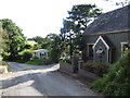 SR9598 : Old chapel on Chapelhill by Jonathan Billinger