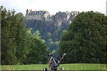 NS7894 : Stirling Castle by Paul McIlroy