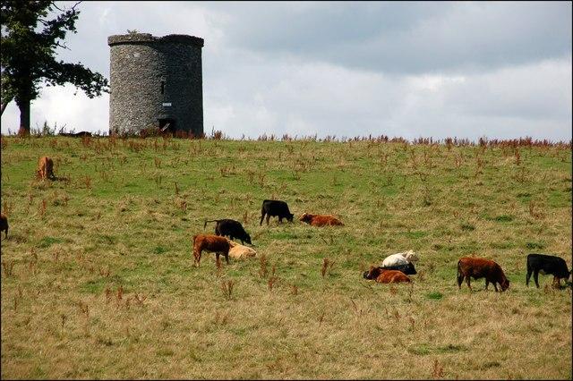 Windmill stump, Crawfordsburn