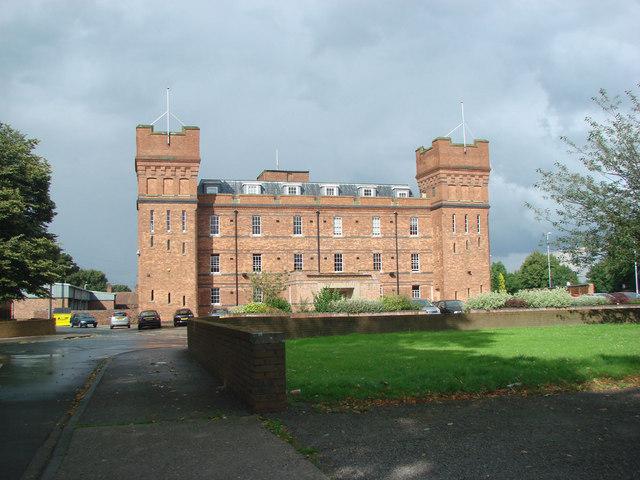 Barracks Business Centre
