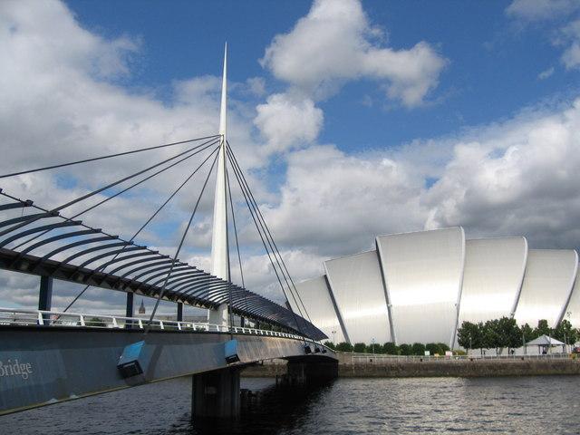 Bells Bridge, Glasgow