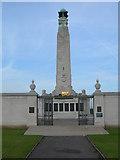 TQ7668 : Chatham Naval Memorial (1) by Danny P Robinson