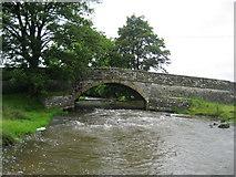 SD9058 : Newfield Bridge by Chris Heaton