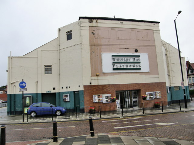 Playhouse Theatre from front