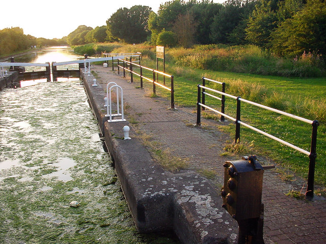 Waltham Town Lock