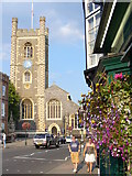 SU7682 : St Mary's, Henley by Colin Smith