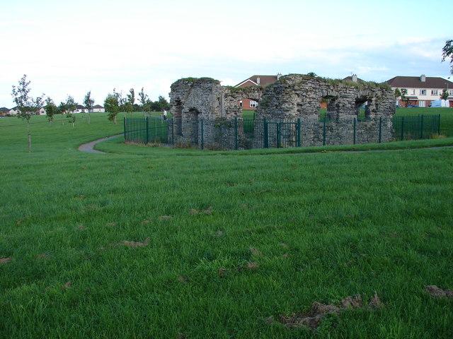 Glasmore Abbey Ruins