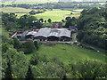 SJ2622 : Dairy Farm at Blodwel Hall by John Haynes