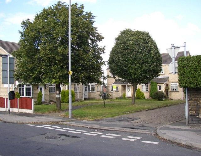 Barraclough Square, Wyke