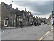 SU2199 : Lechlade: High Street by Chris Downer