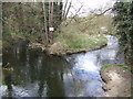 TL8094 : River Wissey by Jonathan Billinger