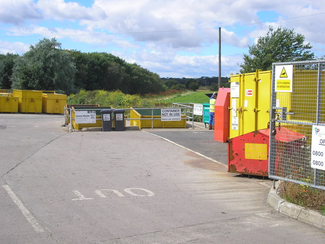The Recycling Site