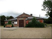 TG0337 : Village Hall, Sharrington by Evelyn Simak