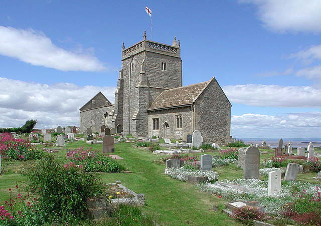 Old St. Nicholas Uphill