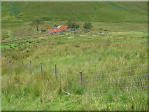 NS2993 : Gleann na Caorainn by Chris Wimbush