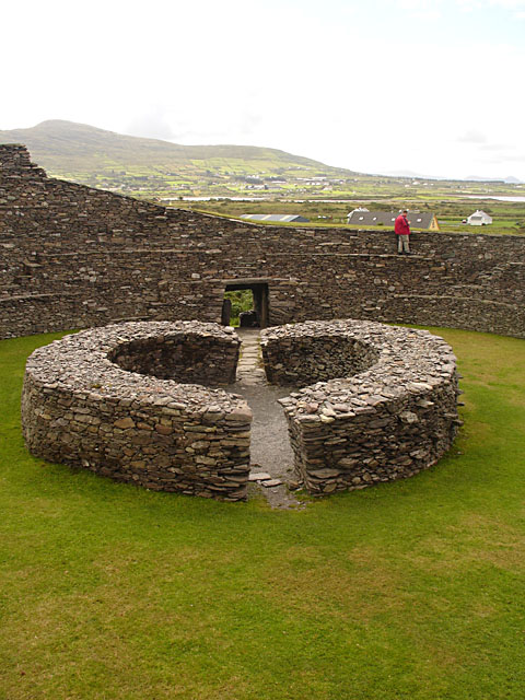 Cahergal Fort