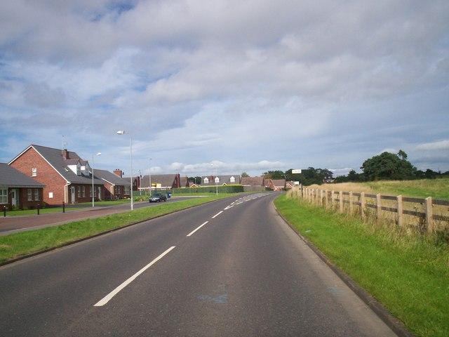 Moyraverty West Road, Craigavon