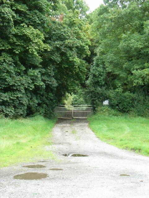 Dublin to Navan Railway Line - The Remains