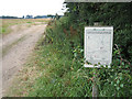 TF9524 : Conservation walk near Gateley by Zorba the Geek