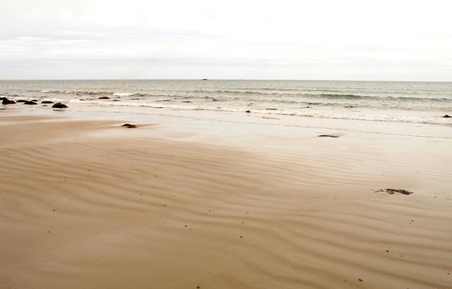 Beach near St Margaret's