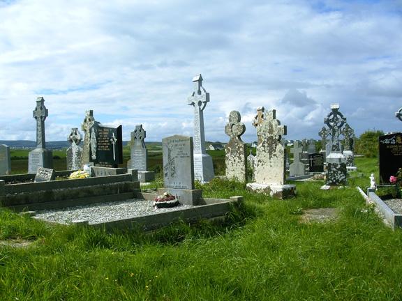 Moymore graveyard