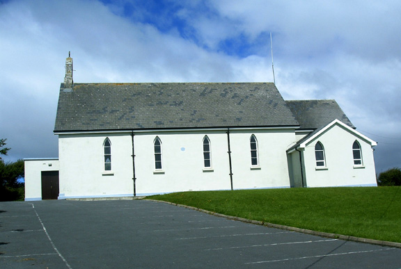 Moymore church