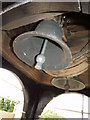 NZ3404 : The bells of  St Eloy's Church, Great Smeaton by Martin Kirk