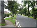SK3570 : Somersall Lane by Alan Heardman