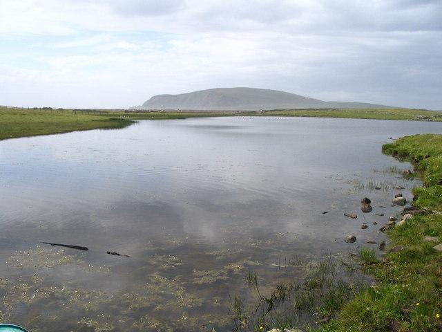 Loch of Gards, Scat Ness