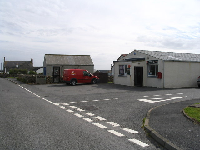 Toab post office