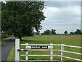 SJ6758 : Hoolgrave Manor by Margaret Sutton