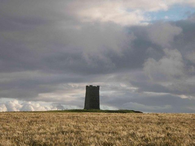 Kitchener Memorial at Marwick Head