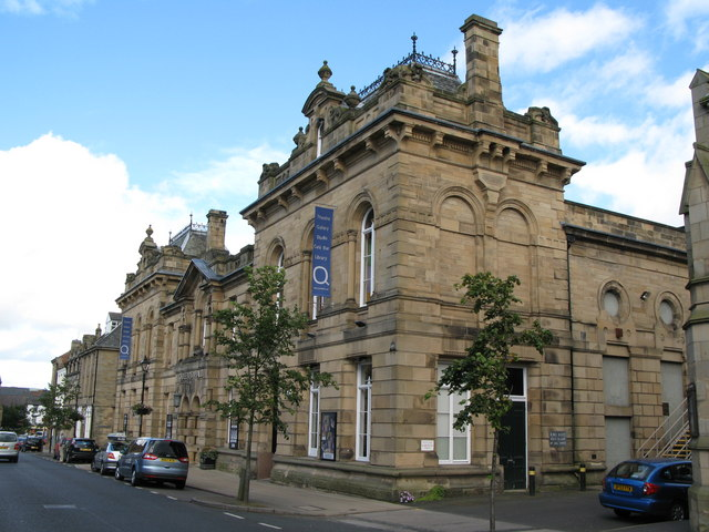 Queen's Hall, Hexham