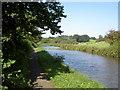 SJ3970 : Shropshire Union Canal near Backford. by David Quinn