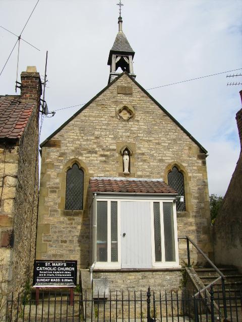 St Mary's Catholic Church in Helmsley