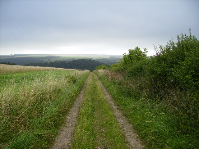 Track with public access North of Helmsley