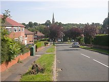 SP4974 : Rugby-Wentworth Road by Ian Rob